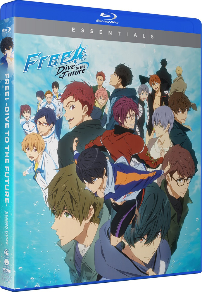Free! Dive to the Future Season 3 Essentials [Blu-ray]